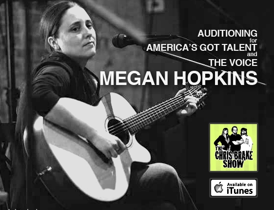 #24 – Megan Hopkins on America's Got Talent and The Voice