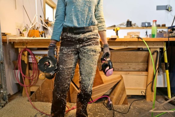 Amber Jean / Crafted in Carhartt