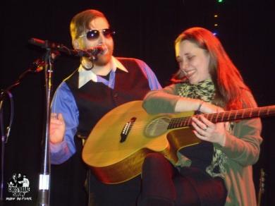 Megan Hopkins and Irish at Birdy's in Indianapolis